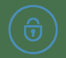icône sécurité amvolet