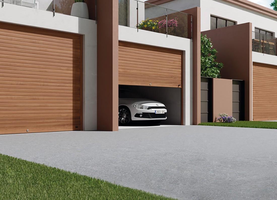 porte de garage amvolet